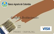Tarjeta de Crédito Banco Agrario de Colombia