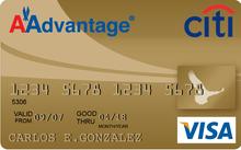 Tarjeta VISA Gold AAdvantage
