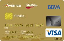 Tarjeta Avianca LifeMiles Oro