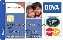 Tarjeta de Crédito Visión Mundial Gold
