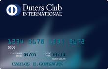 Tarjeta Diners Clubes y Colegios