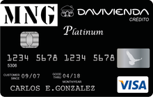 Tarjeta MNG Platinum