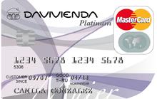 Tarjeta Platinum Mujer